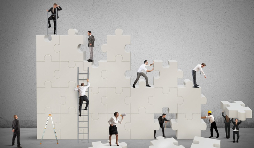 Organisatorische Schnittstellen, Schnittstellenmanagement, Schnittstellen-Management